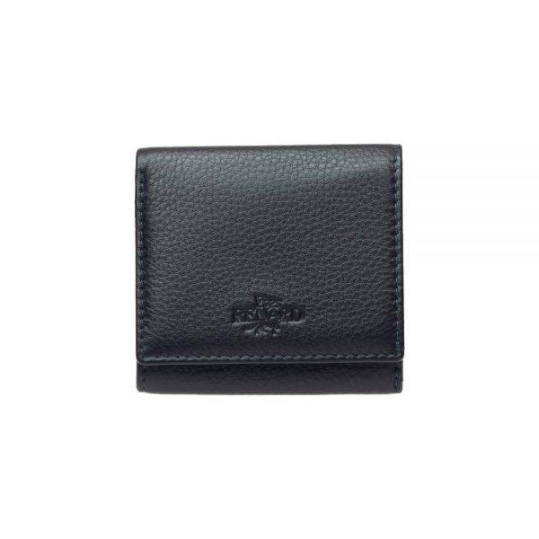 Yves Renard portefeuille PM 23808 black voorzijde