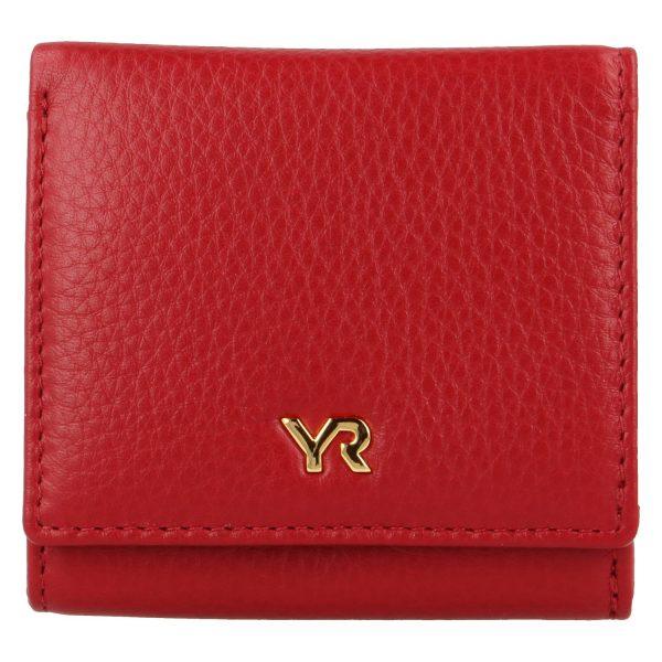 Yves Renard damesportemonnee PM 29808 red voorzijde