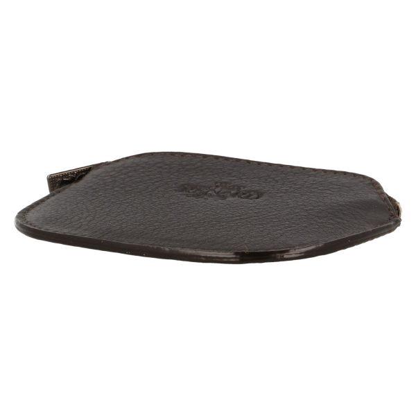 Yves Renard geldbeugel PM 23A2 brown schuine zijde