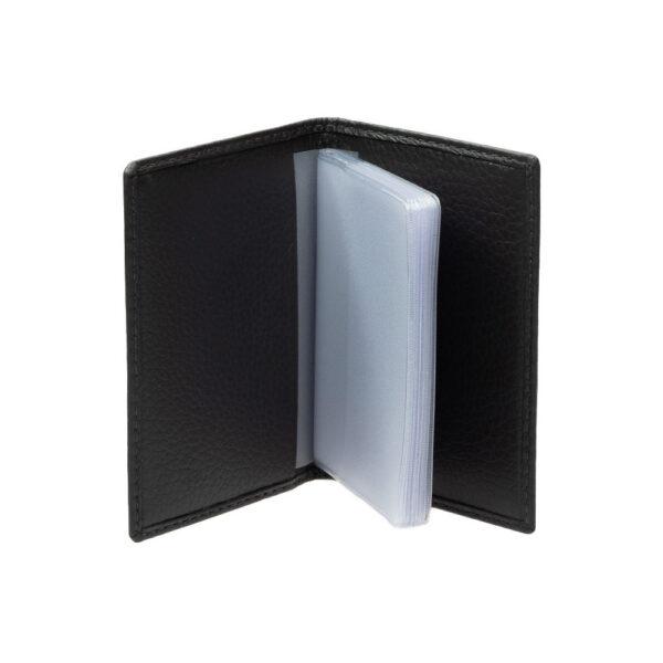 Yves Renard kaarthouder PC 234 black binnenzijde