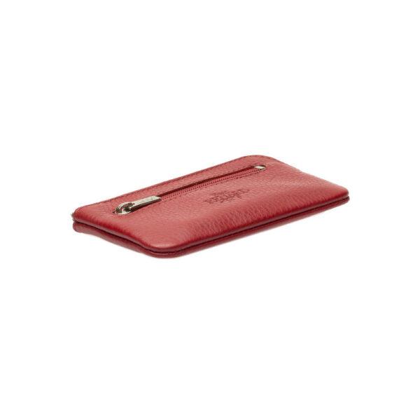 Yves Renard sleutelzakje K 2310 red schuine zijde
