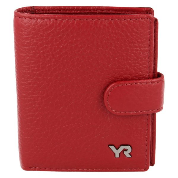 Yves Renard damesportemonnee PC 2931 red voorzijde