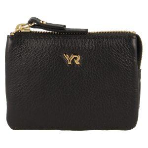Yves Renard portemonnee PM 29360 black voorzijde