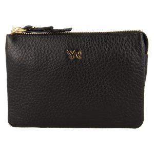 Yves Renard portemonnee PM 29361 black voorzijde