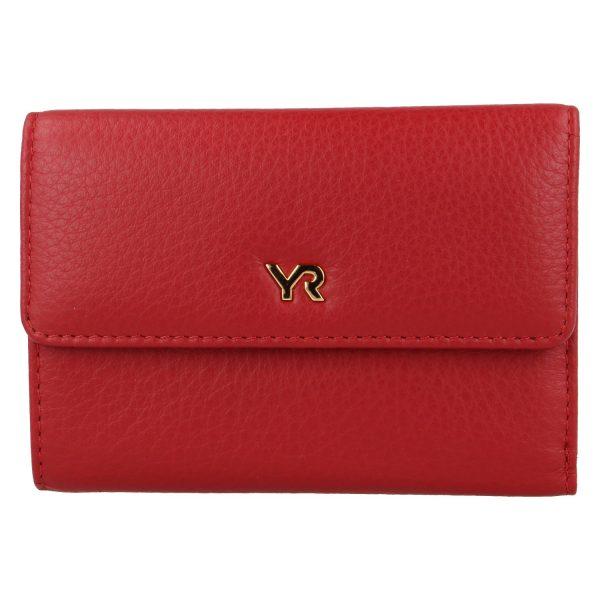 Yves Renard damesportemonnee PM 29321 RED voor