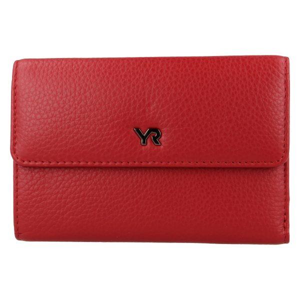 Yves Renard damesportemonnee PM 29422 RED voor